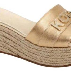 Michael Kors Brady Platform Sandals